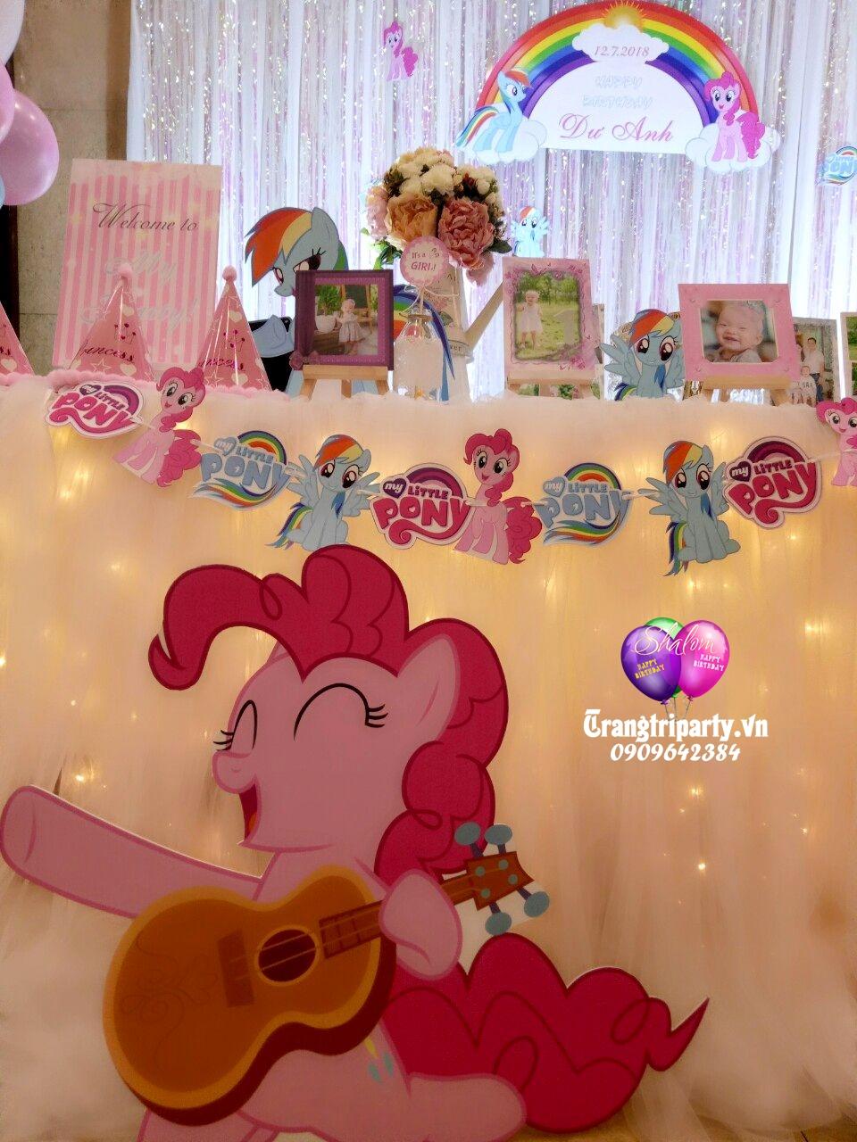 chu de little pony