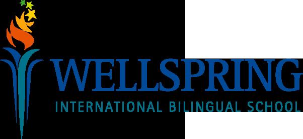 logo truong anh ngu quoc te wellspring